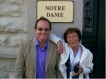 Cathy and David